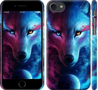"Чехол на iPhone 7 Арт-волк ""3999c-336-15886"""