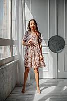 Летнее женское платье короткое, фото 3