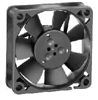 Вентилятор Ebmpapst 514F 50x50x15 - компактный