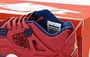 Мужские кроссовки Nike Air Jordan Retro 4 Red, фото 6
