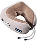 Подушка массажная U-Shaped Massage Pillow WM-11 для шеи, фото 4