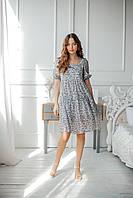Летнее женское платье короткое, фото 4