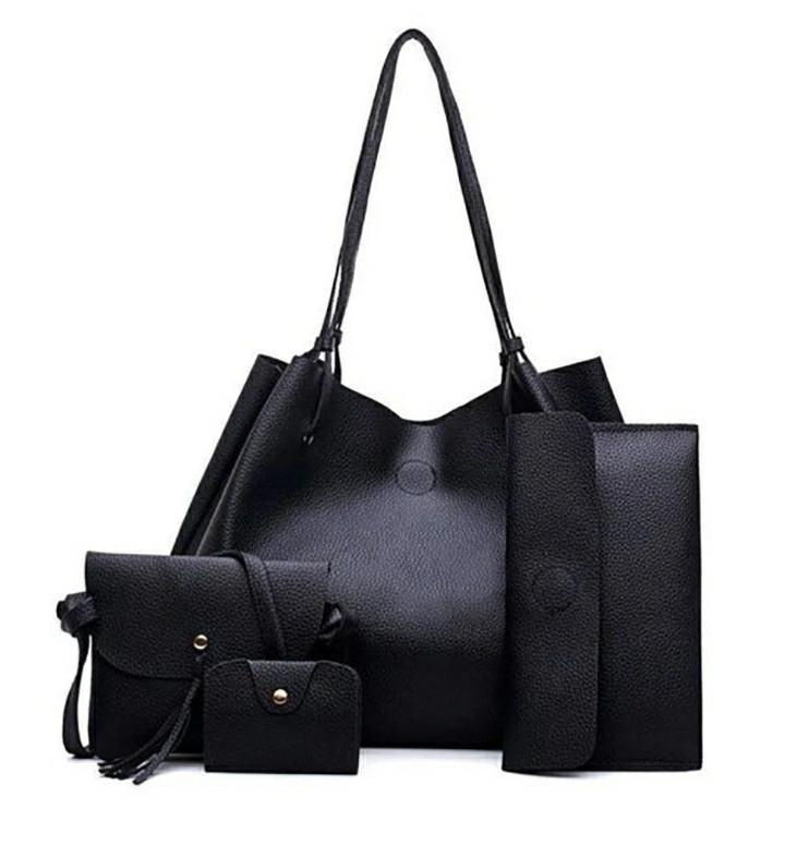 Набор женских сумок из экокожи LADY BAG 4 в 1