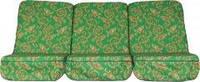 Комплект поролоновых подушек для садовой качели Арт. П-001