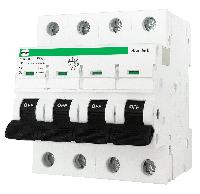 """Модульний автоматичний вимикач FB2-63 STANDART 6kА    """"D""""  4P  20А"""