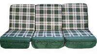 Комплект поролоновых подушек для садовой качели Арт. П-002