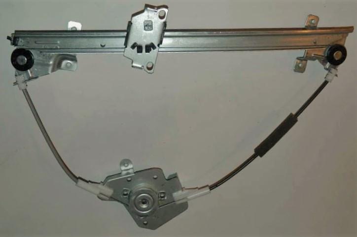 Стеклоподъёмник электрический правый (под крест) Нексия GM Корея (оригинал)