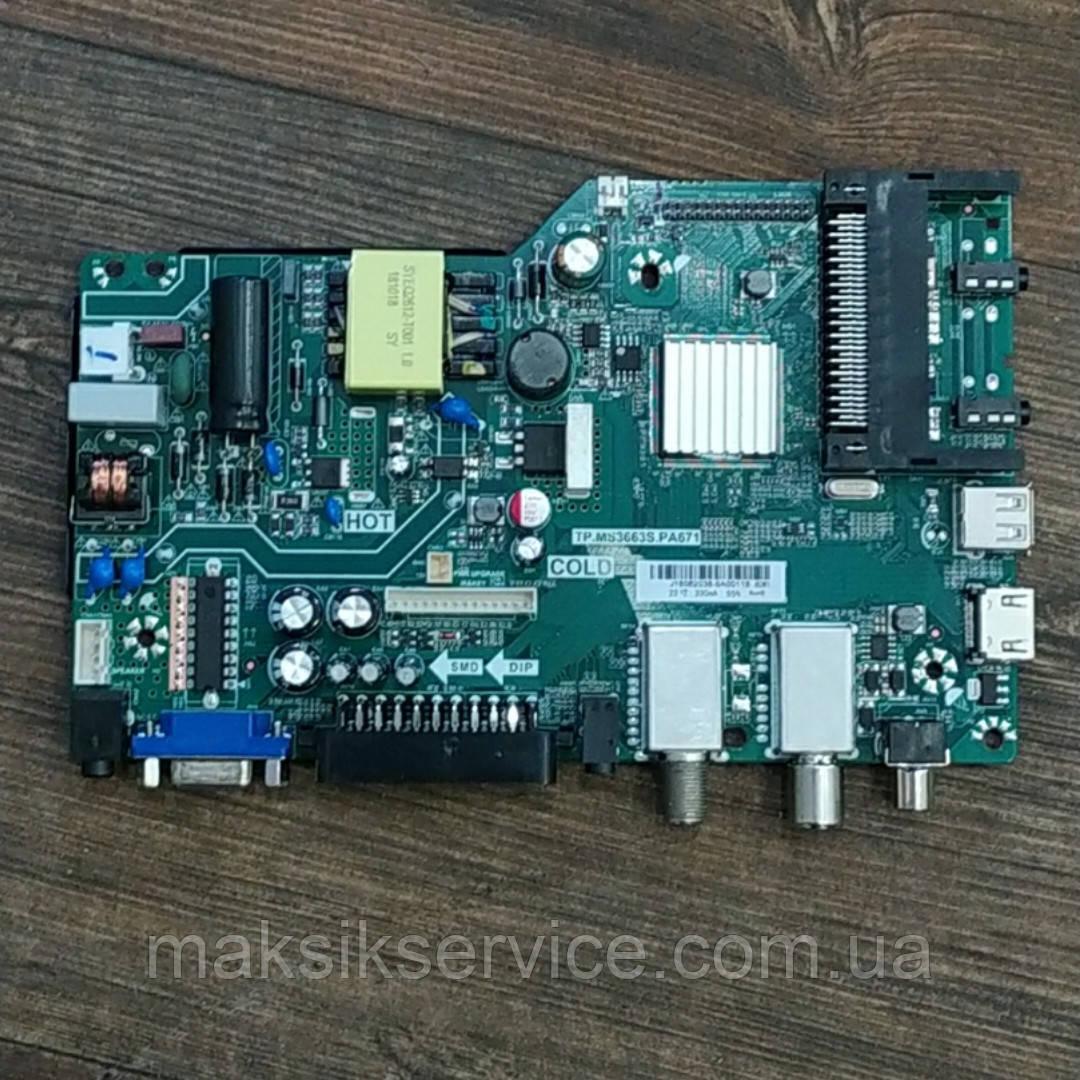 Main board TP.MS3663S.PA671 DEX LE2255T2