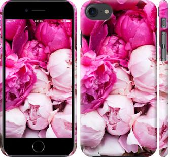 """Чехол на iPhone 7 Розовые пионы """"2747c-336-15886"""""""