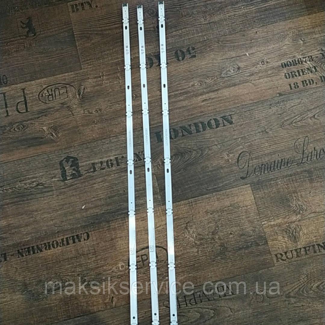 Led подсветка LG43D07-ZC31AG-02 303LG430001 LC43490058A