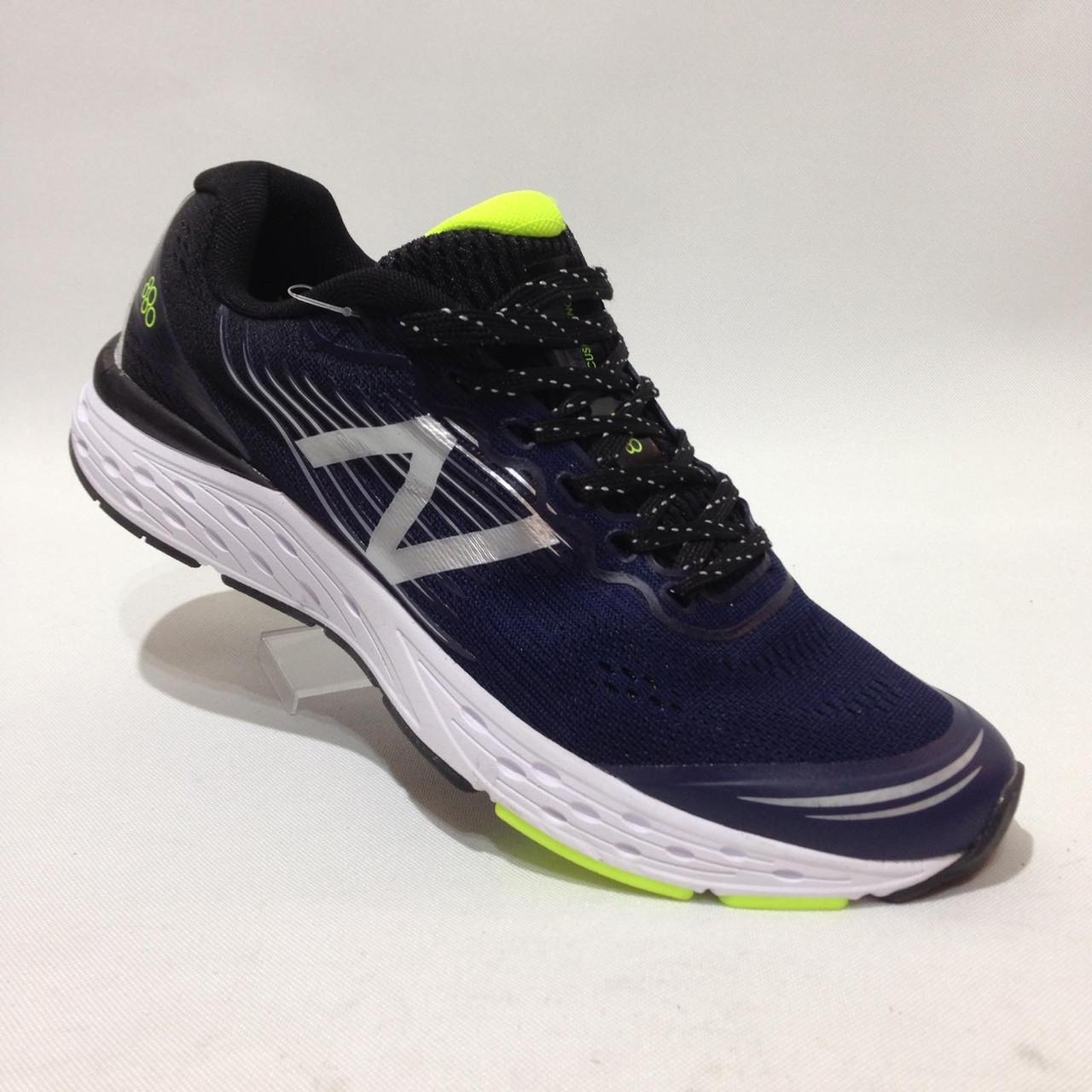 41,44 р. Мужские кроссовки в стиле New Balance 880 сетка летние синие
