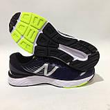 41,44 р. Мужские кроссовки в стиле New Balance 880 сетка летние синие, фото 5
