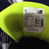 41,44 р. Мужские кроссовки в стиле New Balance 880 сетка летние синие, фото 7