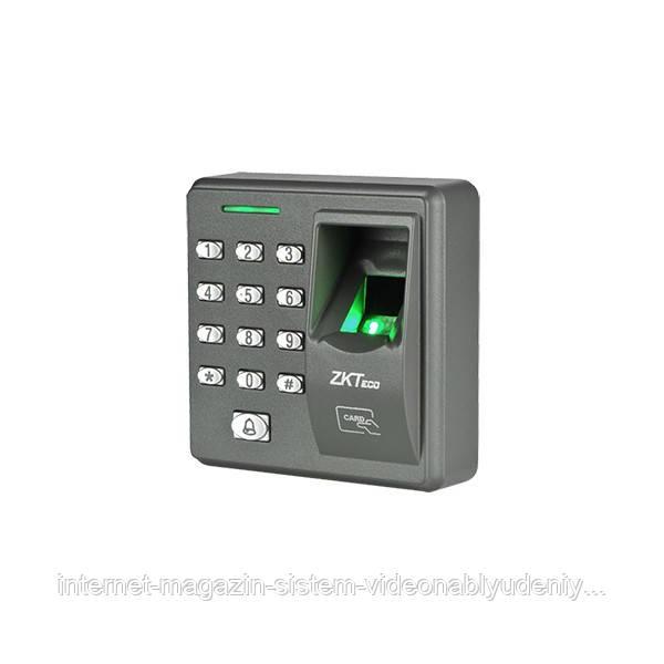 Биометрический терминал ZKTeco X7