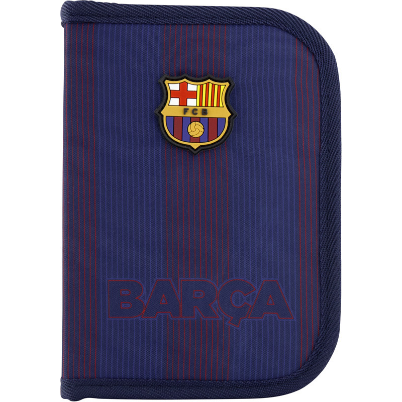 Пенал шкільний KITE Education FC Barcelona 622
