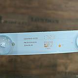 Планки подсветки LED315D10-07(B) PN:30331510219 Mystery KIVI 32, фото 2