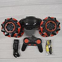 Машинка перевёртыш Stunt LH-C019S Управление жестами и обычным пультом (машинка вездеход с 2 пультами), фото 10