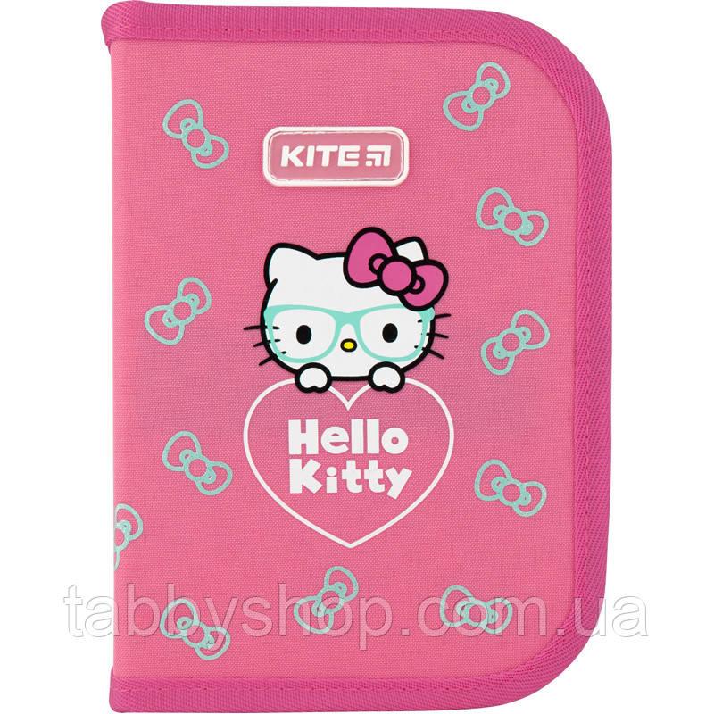 Пенал школьный KITE Education Hello Kitty 622