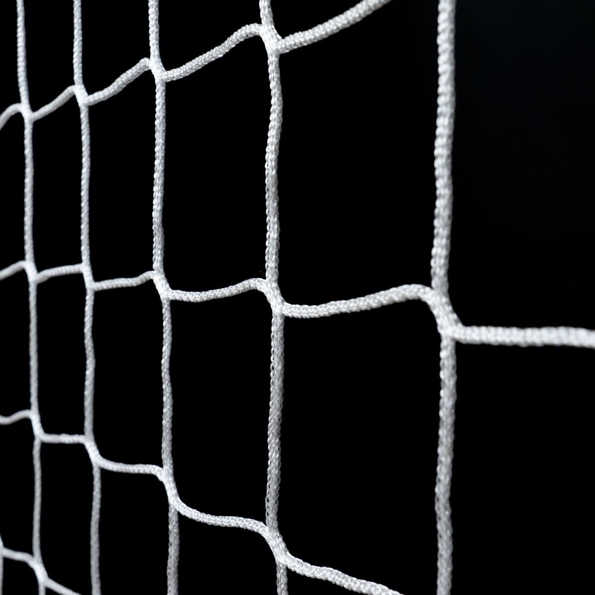 Сетка безузловая испанская, полипропилен, D–3 мм, ячейка–10 см, белая для Республики Казахстан