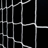 Сетка безузловая испанская, полипропилен, D–3 мм, ячейка–10 см, белая для Республики Казахстан, фото 1