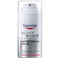 Мужской бальзам после бритья, Silver Sheve, Eucerin, 75 мл