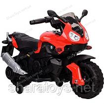 Мотоцикл детский аккумуляторный с MP3 разъемом