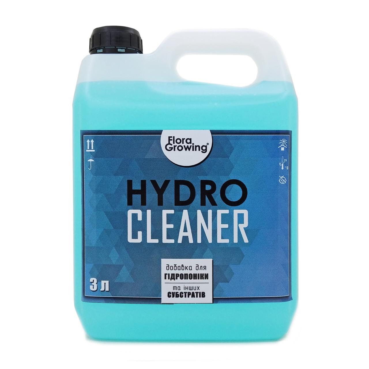 3 л HydroCleaner - аналог Flora Kleen GHE