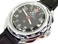 Мужские механические наручные  часы Восток командирские с ручным заводом  36