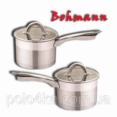 Ковшик Bohmann BH 007-10 из нержавеющей стали 1,5литра