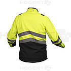 Светоотражающая куртка софтшелл, размер 2XL HT5K353-2XL, фото 2