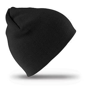Шапка длинная  RCBL Черный