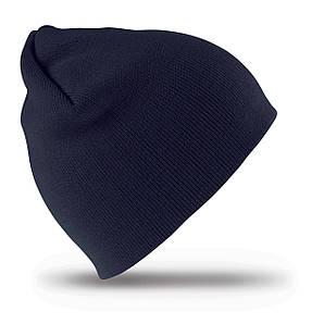 Шапка длинная  RCNA Темно-Синий