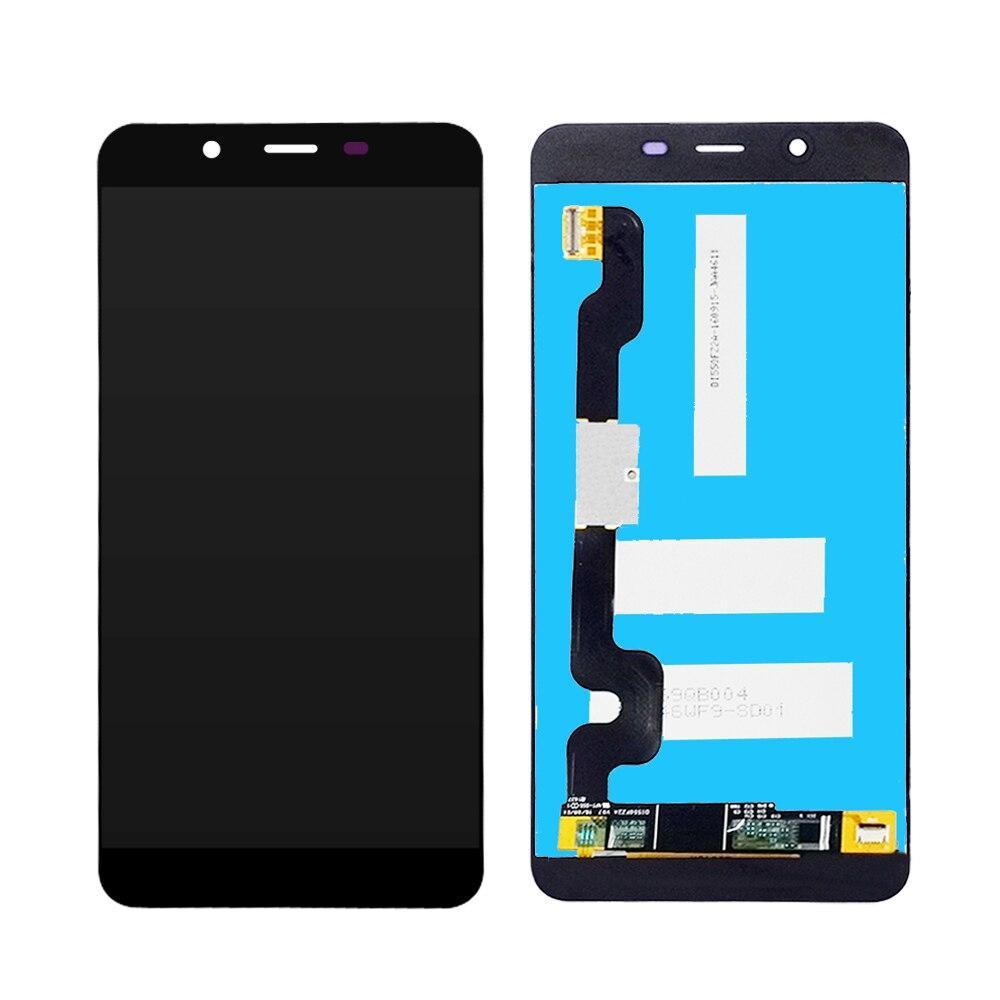 Дисплей (LCD) Oukitel U25 Pro з тачскріном, чорний