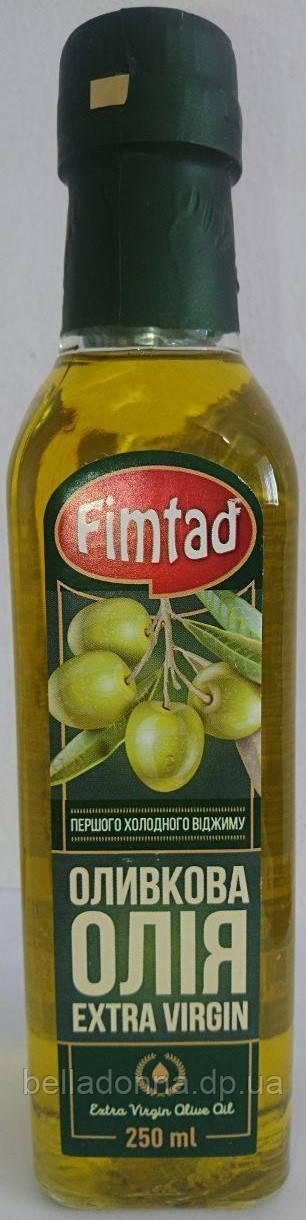 Оливковое масло первого холодного отжима Fimtad 0,25 л