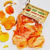 Овощные чипсы из тыквы, 40 грамм: заменяют 600-750 г свежей тыквы