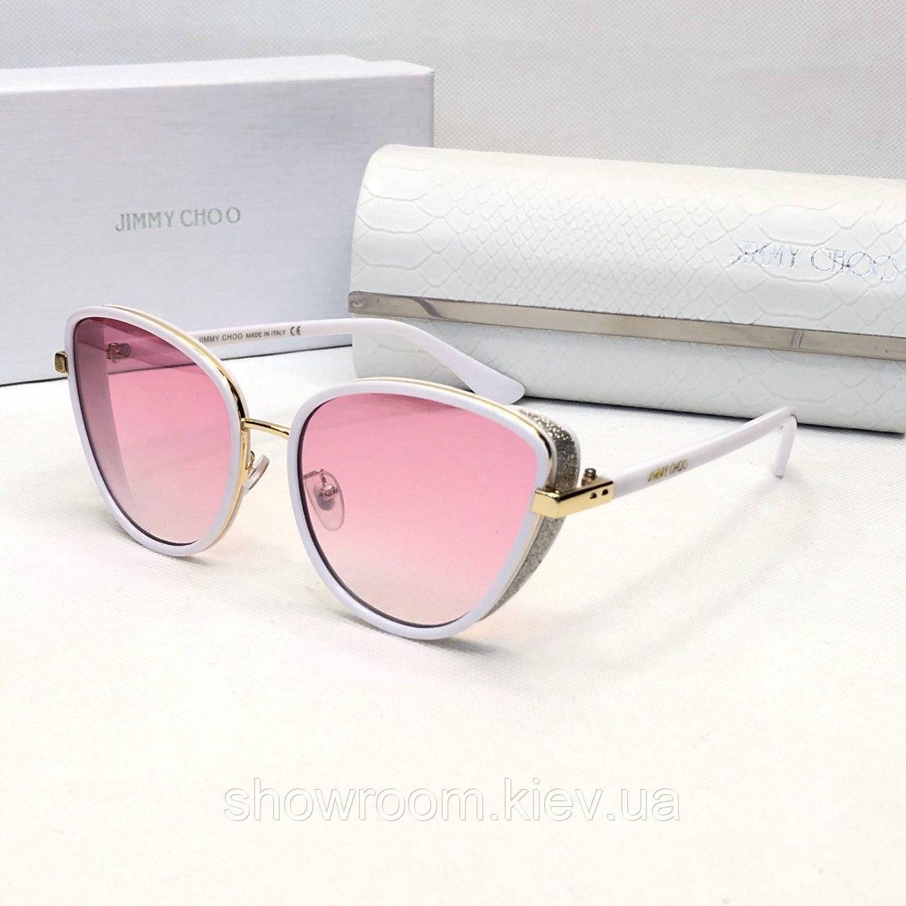 Женские солнцезащитные очки кошечки (89) white