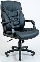 Офисное кресло руководителя Richman Кальяри пластик черное