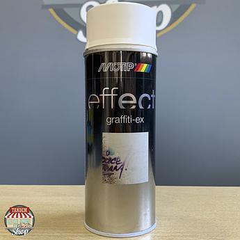 Средство для удаления граффити и старой краски Motip Deco Effect, 400 мл Аэрозоль