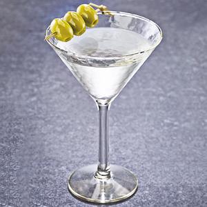 Бокал для мартини 250 мл Glam Durobor 2928/25