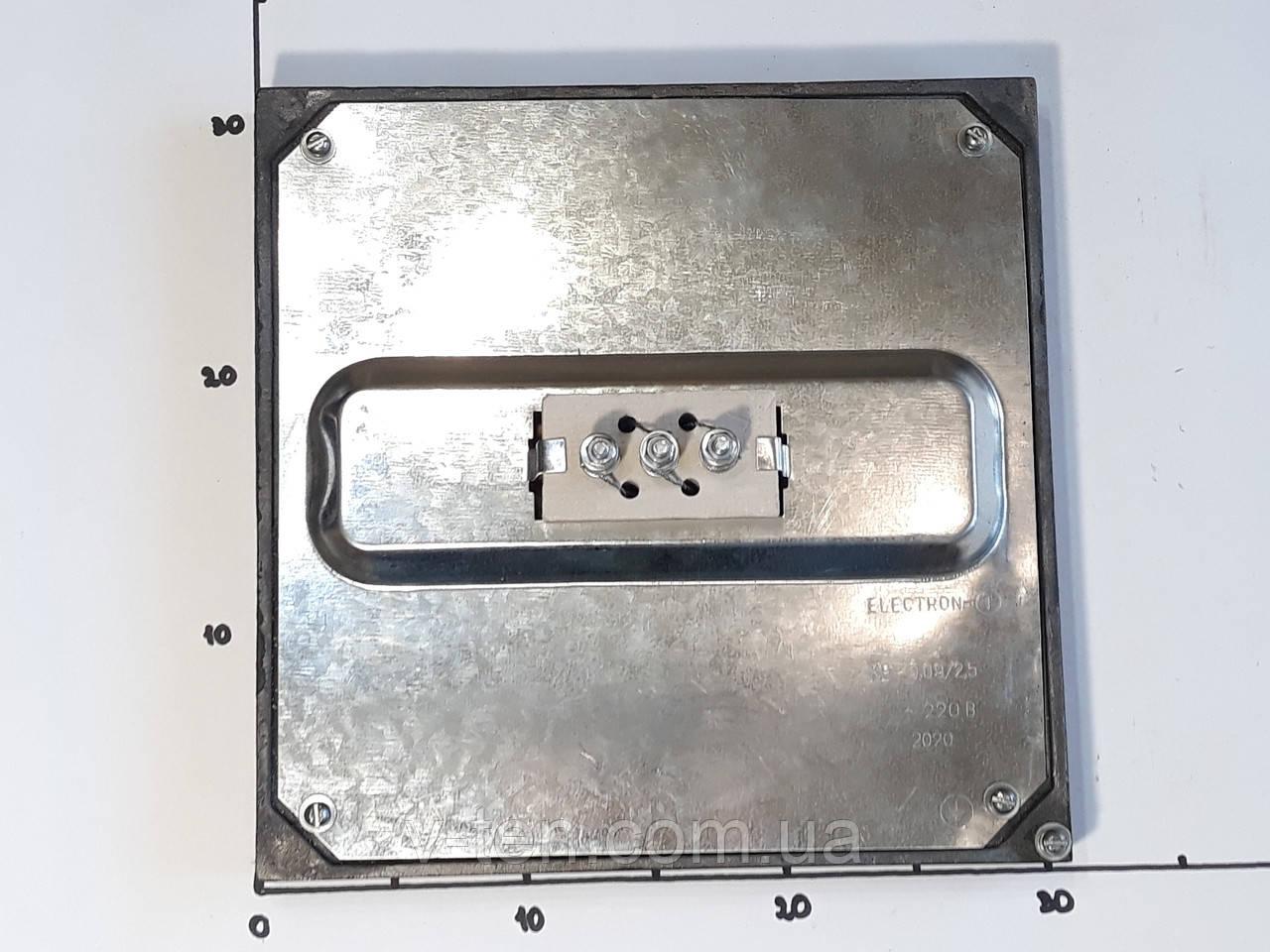 Электроконфорка 300х300 / 2500w (КЭ-0.09) Электрон-Т (Украина)