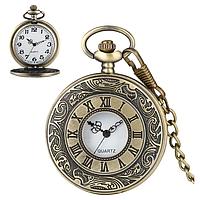 Карманные часы с откидной крышкой