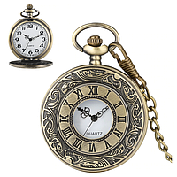 Кишенькові годинники з відкидною кришкою