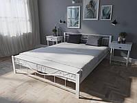 Кровать MELBI Эмили Двуспальная  140200 см Белый КМ-011-02-4бел, КОД: 1398522