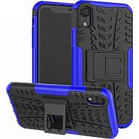 Чехол Armor Case для Apple iPhone XR Blue
