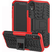 Чехол Armor Case для Apple iPhone XR Red