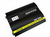Автомобільний підсилювач звуку Kenwood MRV-905BT + USB 4200Вт 4х канальний Bluetooth, фото 2