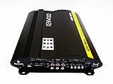 Автомобільний підсилювач звуку Kenwood MRV-905BT + USB 4200Вт 4х канальний Bluetooth, фото 3