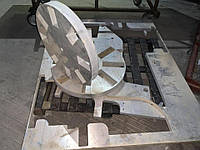 Гидроабразивная резка металла и материалов (толщина до 150 мм) Гидрорез гідроабразивна порізка металу