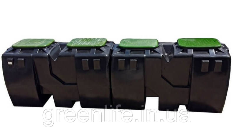 Сепаратор нефтепродуктов OIL 30,  сепаратор нефти, ( производительность 30 л/с)