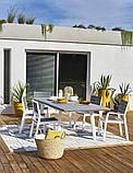 Набор садовой мебели Harmony Fiesta Set 6 Light Grey ( серый ) ( Allibert by Keter ), фото 2